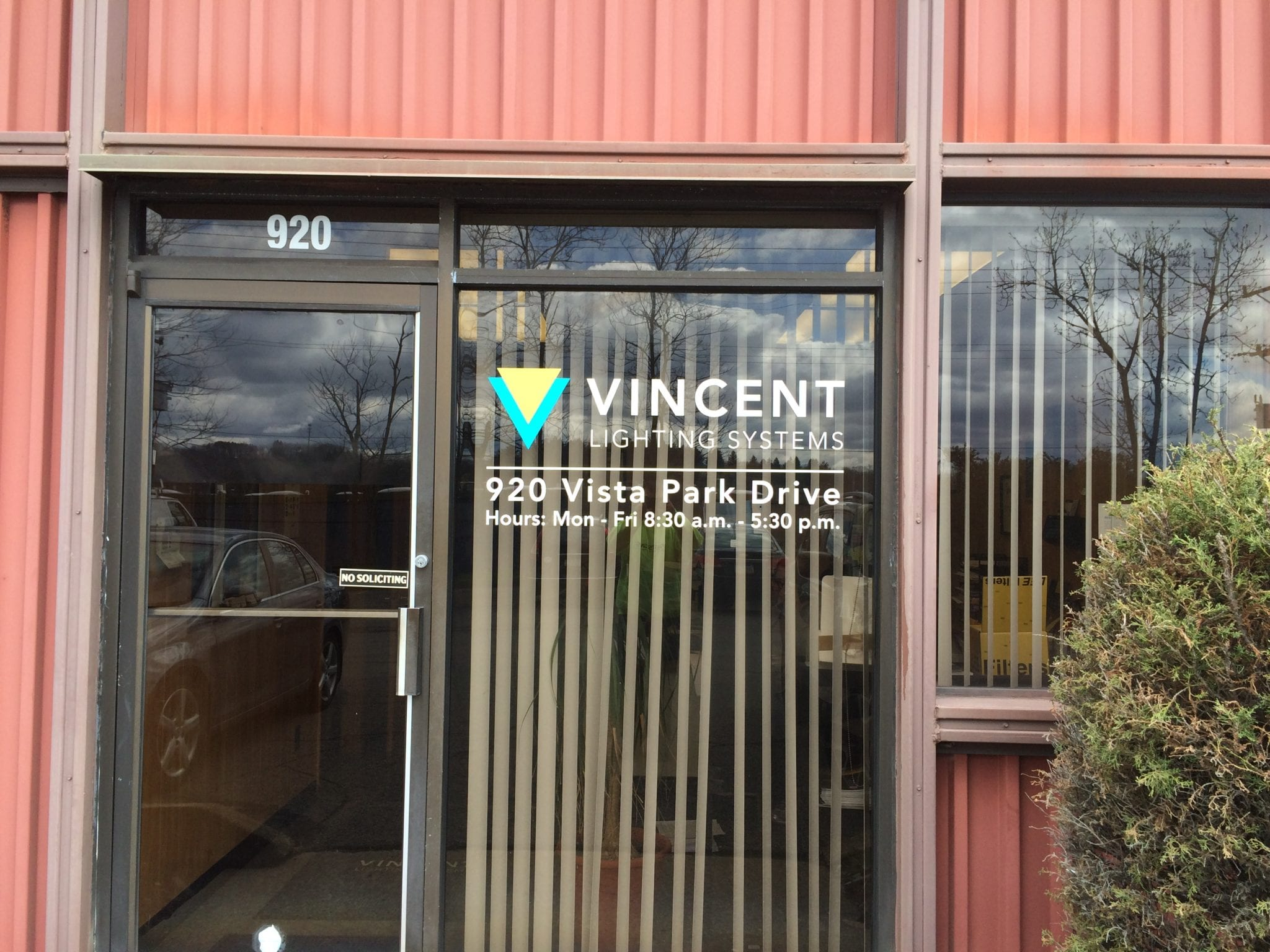 Locations Vincent Lighting Systems