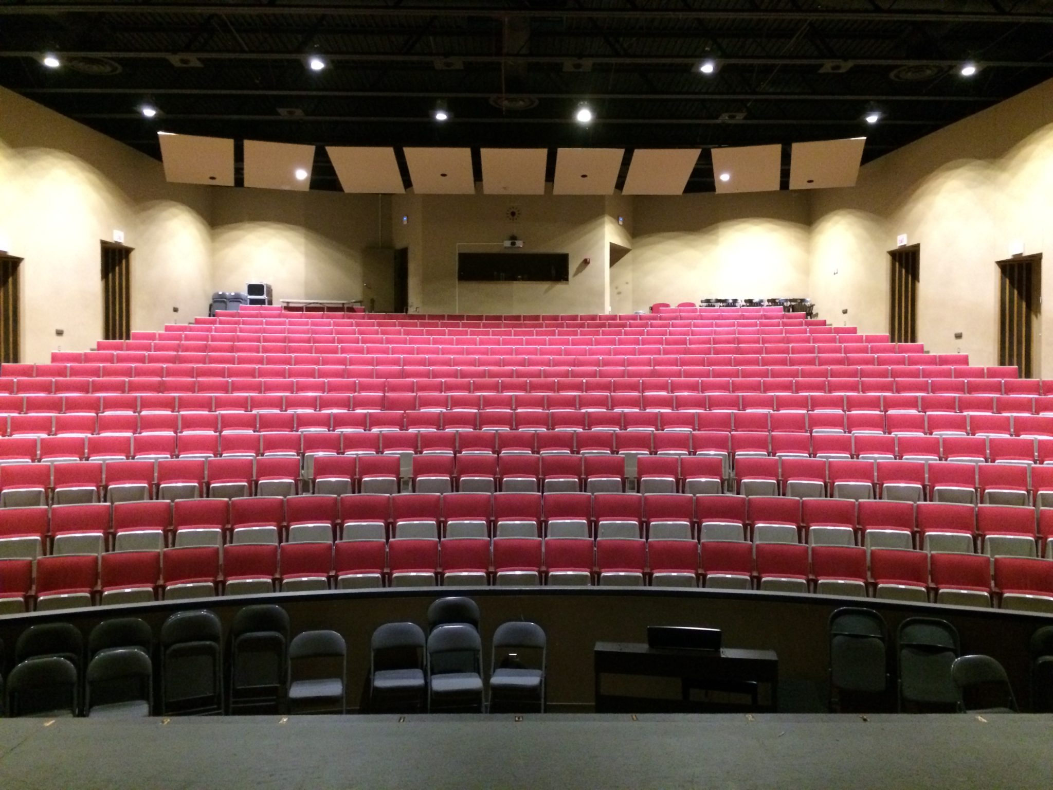 Convert Your Auditorium Lights To Led