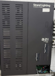 Strand Lighting A21 Dimmer Rack