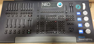 VLS Strand Lighting NEO lighting console