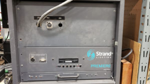 Strand Lighting Premiere Architectural Controller